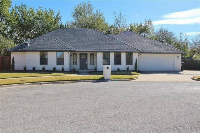1001 Fountain Gate Circle, Norman, OK 73072 (MLS #797265) :: Wyatt Poindexter Group