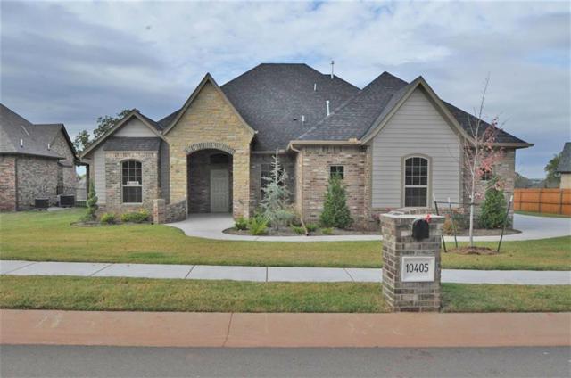10405 Cherrywood Drive, Oklahoma City, OK 73151 (MLS #797319) :: Wyatt Poindexter Group