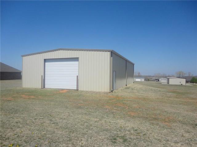 724 County Road 1350, Chickasha, OK 73018 (MLS #797320) :: Wyatt Poindexter Group