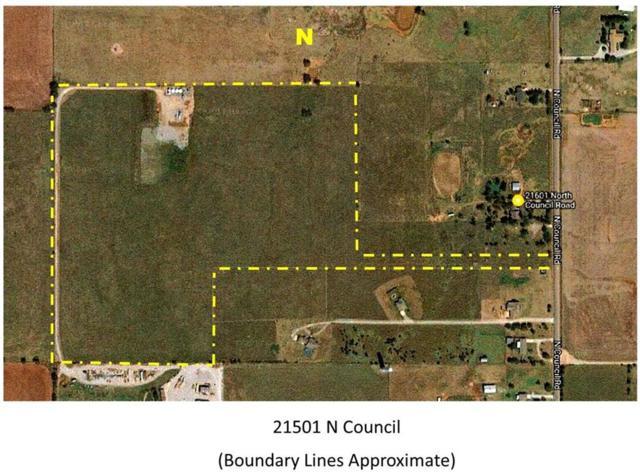 21501 N Council Road, Edmond, OK 73012 (MLS #797341) :: Wyatt Poindexter Group