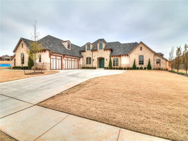 4212 Rutherford Way, Norman, OK 73072 (MLS #797510) :: Wyatt Poindexter Group