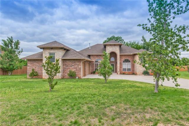 21321 Highlander Ridge, Edmond, OK 73012 (MLS #797629) :: Wyatt Poindexter Group