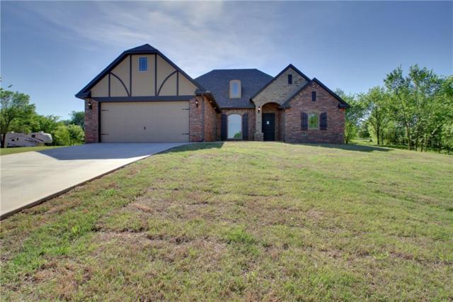 24953 Tanglewood Drive, Blanchard, OK 73010 (MLS #797637) :: Wyatt Poindexter Group