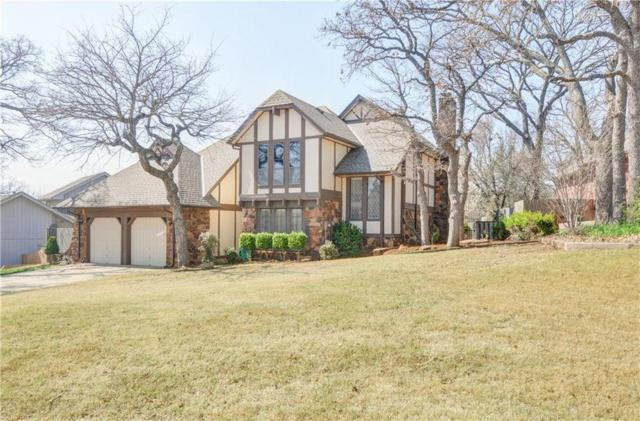 1117 Woodford Court, Edmond, OK 73034 (MLS #797652) :: Homestead & Co