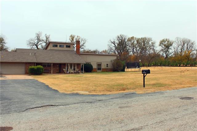 707 Cedar Springs Drive, Tuttle, OK 73089 (MLS #797670) :: Wyatt Poindexter Group