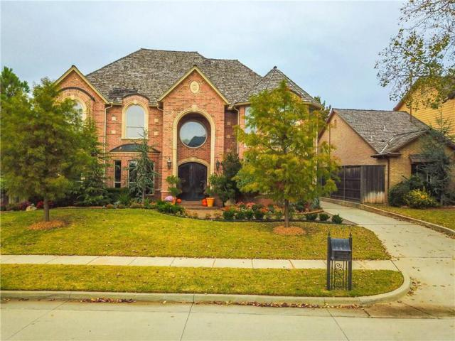4217 Middlefield Court, Norman, OK 73072 (MLS #797785) :: Wyatt Poindexter Group