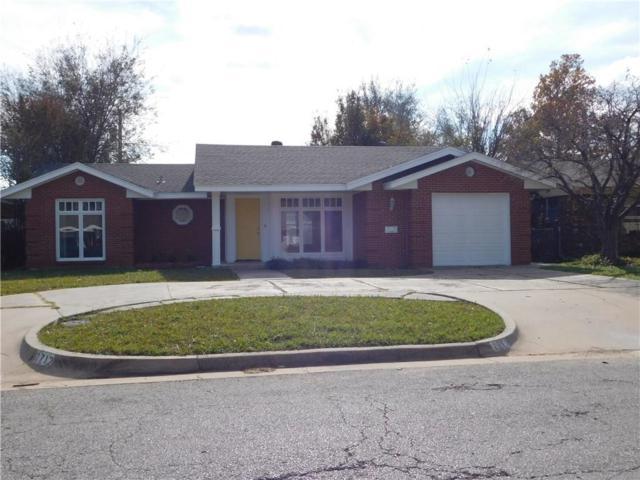 2712 SW 55th Street, Oklahoma City, OK 73119 (MLS #797891) :: Wyatt Poindexter Group