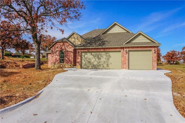 1018 Foxtrot Road, Seminole, OK 74868 (MLS #797901) :: Wyatt Poindexter Group