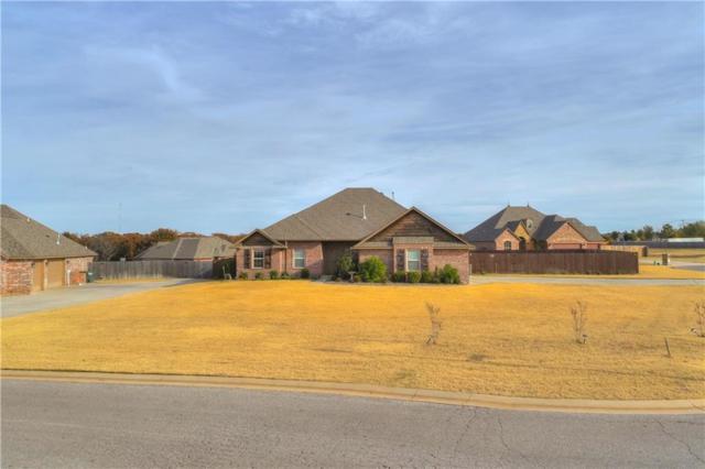 523 Prairie Pointe, Edmond, OK 73034 (MLS #797925) :: Homestead & Co