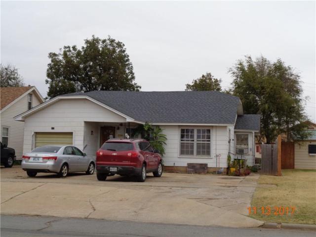 217 E Cypress, Altus, OK 73521 (MLS #798046) :: Wyatt Poindexter Group