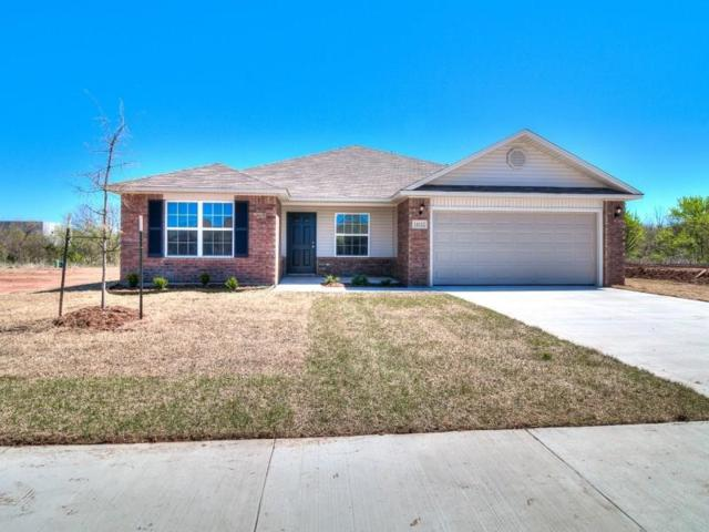 1124 Granite Lane, Noble, OK 73068 (MLS #798082) :: Wyatt Poindexter Group