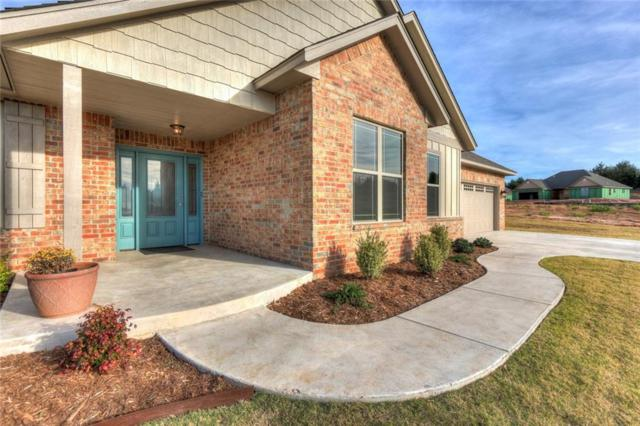 2695 Legacy Place, Shawnee, OK 74804 (MLS #798112) :: Wyatt Poindexter Group