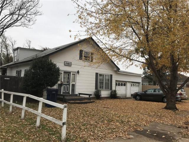 2810 S Harvey Avenue, Oklahoma City, OK 73109 (MLS #798136) :: Barry Hurley Real Estate