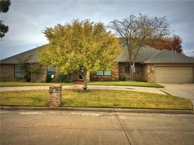 2308 Lakeside Circle, Shawnee, OK 74801 (MLS #798137) :: Wyatt Poindexter Group