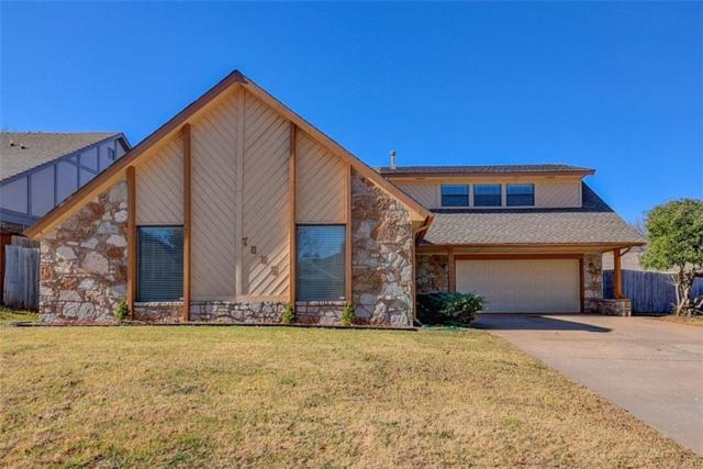 7005 N Lake Front, Warr Acres, OK 73132 (MLS #798183) :: KING Real Estate Group