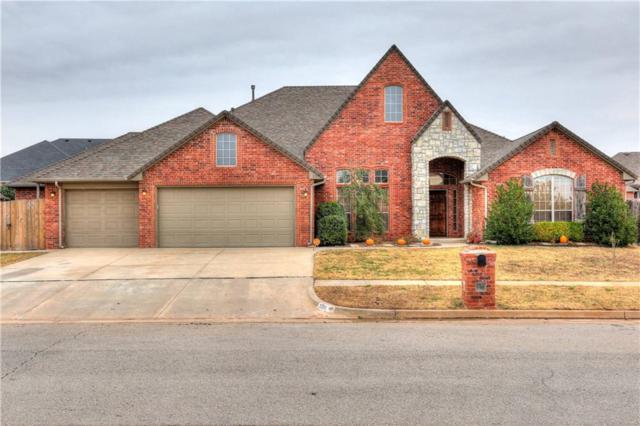 3204 Hampshire Lane, Oklahoma City, OK 73179 (MLS #798279) :: Wyatt Poindexter Group