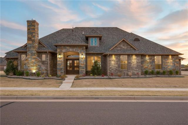 3428 Sagebrush Place, Yukon, OK 73099 (MLS #798333) :: Keller Williams Mulinix OKC