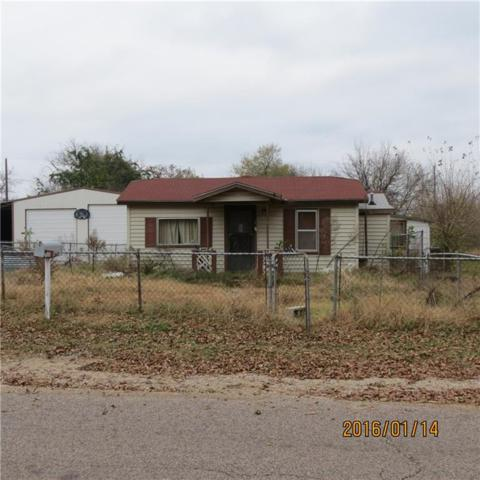 309 W 5th Street, Konawa, OK 74849 (MLS #798359) :: Wyatt Poindexter Group