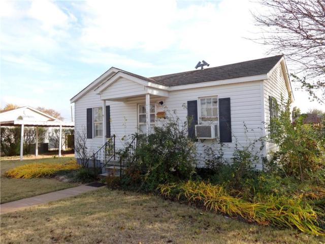 1022 W Ave D, Elk City, OK 73644 (MLS #798390) :: Wyatt Poindexter Group