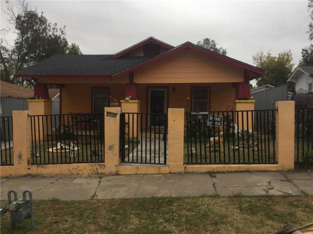 1720 NW 11th Street, Oklahoma City, OK 73106 (MLS #798447) :: Homestead & Co