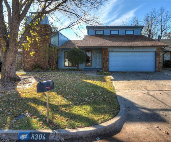 8304 NW 112th Terrace, Oklahoma City, OK 73162 (MLS #798489) :: Keller Williams Mulinix OKC