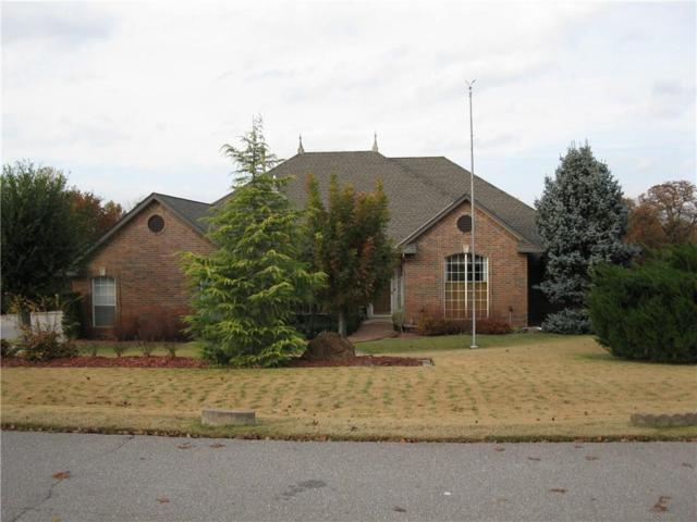 10829 SE 51st Street, Oklahoma City, OK 73150 (MLS #798492) :: Wyatt Poindexter Group