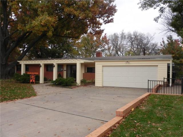 2400 55th Terrace, Oklahoma City, OK 73112 (MLS #798532) :: Wyatt Poindexter Group