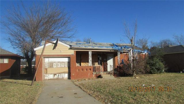 1205 NE 37th Street, Oklahoma City, OK 73111 (MLS #798581) :: Wyatt Poindexter Group