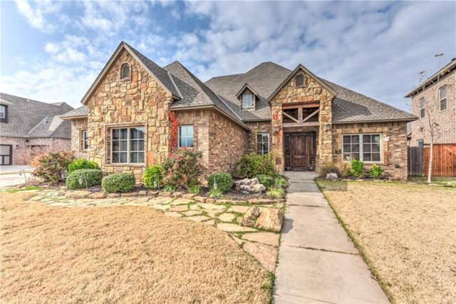 15301 Kestral Lake Drive, Edmond, OK 73013 (MLS #798617) :: Wyatt Poindexter Group