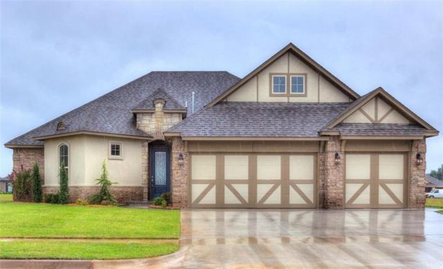 4600 Kentucky Ridge, Mustang, OK 73064 (MLS #798620) :: Wyatt Poindexter Group