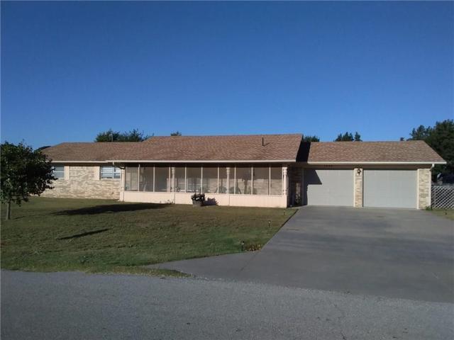 1008 Mimosa Drive, Anadarko, OK 73005 (MLS #798632) :: Wyatt Poindexter Group