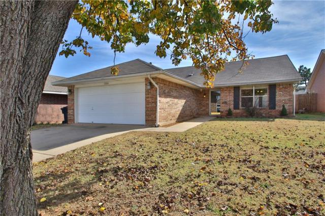 12280 SW 12th, Yukon, OK 73099 (MLS #798663) :: Keller Williams Mulinix OKC