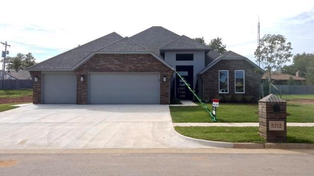 5212 NW 116, Oklahoma City, OK 73162 (MLS #798687) :: Wyatt Poindexter Group