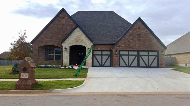 5400 NW 116, Oklahoma City, OK 73162 (MLS #798700) :: Wyatt Poindexter Group
