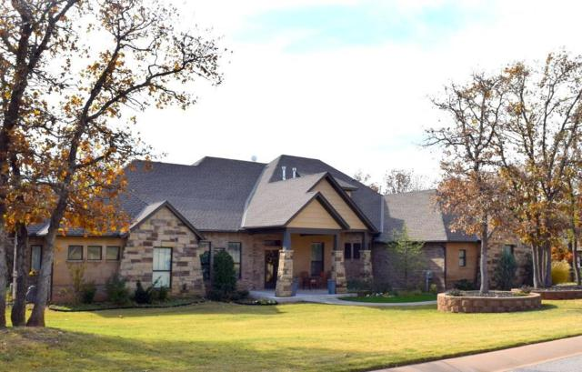 2325 Crestwood, Edmond, OK 73049 (MLS #798711) :: Wyatt Poindexter Group
