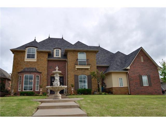 7840 133rd Terrace, Oklahoma City, OK 73142 (MLS #798722) :: Wyatt Poindexter Group
