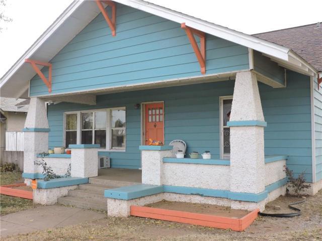 123 Main Street, Woodward, OK 73801 (MLS #798736) :: Wyatt Poindexter Group
