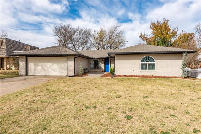 11505 Queensbury Court, Yukon, OK 73099 (MLS #798759) :: Keller Williams Mulinix OKC