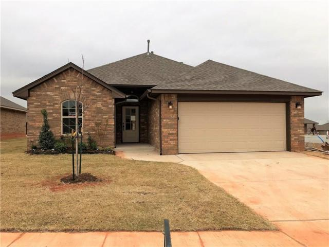 8717 SW 38th Street, Oklahoma City, OK 73179 (MLS #798760) :: Wyatt Poindexter Group