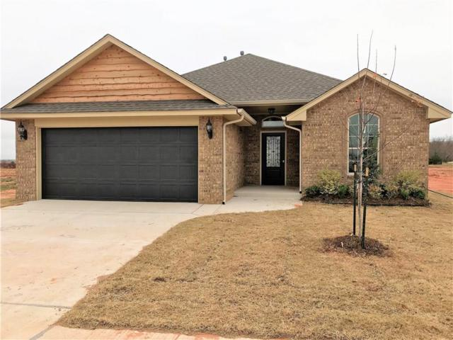 8812 SW 41st Terrace, Oklahoma City, OK 73179 (MLS #798771) :: Wyatt Poindexter Group