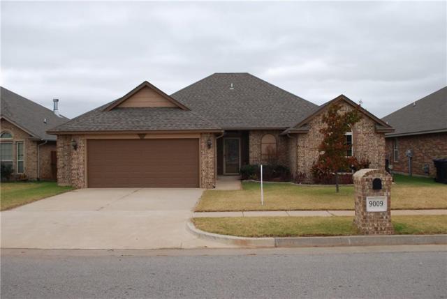9009 Misty, Oklahoma City, OK 73160 (MLS #798784) :: Wyatt Poindexter Group
