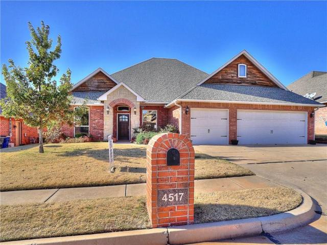 4517 Spectacular Bid, Edmond, OK 73025 (MLS #798790) :: Homestead & Co