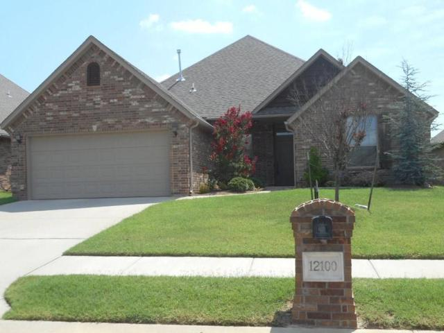 12100 Chesterfield Lane, Oklahoma City, OK 73173 (MLS #798872) :: Wyatt Poindexter Group