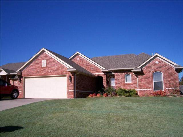 1220 Palmer Drive, Shawnee, OK 74804 (MLS #798904) :: Wyatt Poindexter Group