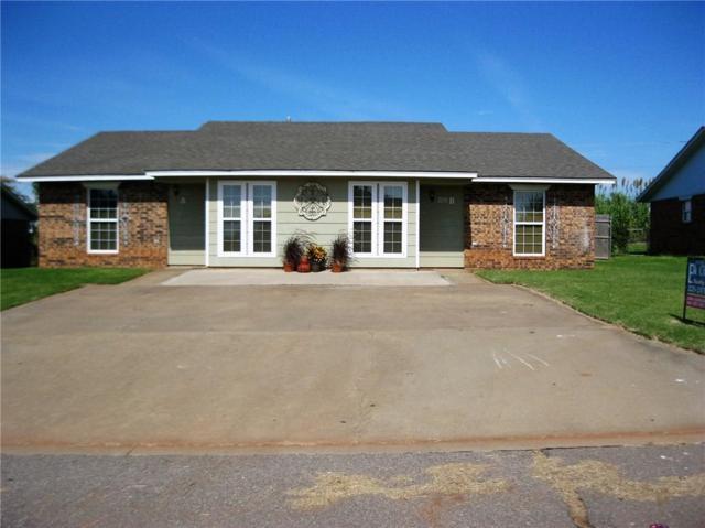 205 Coral, Elk City, OK 73644 (MLS #798913) :: Homestead & Co