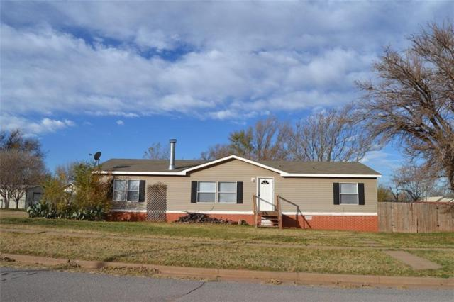 302 N Cearlock, Cheyenne, OK 73628 (MLS #799048) :: Wyatt Poindexter Group