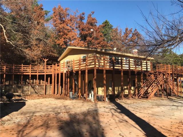12070 Canyon Wood, Hinton, OK 73048 (MLS #799174) :: Wyatt Poindexter Group
