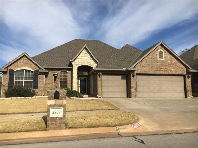 5809 116th, Oklahoma City, OK 73162 (MLS #799193) :: Wyatt Poindexter Group