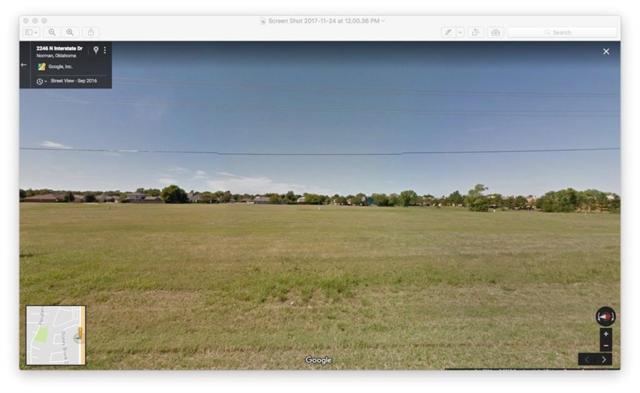 N. Interstate Dr., Norman, OK 73072 (MLS #799201) :: Wyatt Poindexter Group