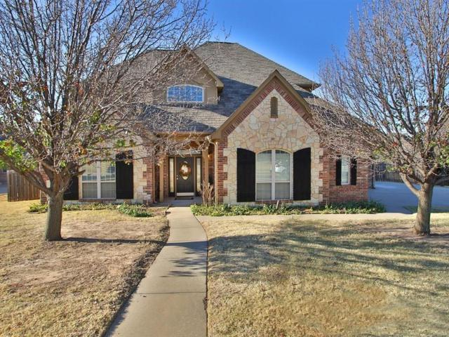 2801 Century Drive, Edmond, OK 73013 (MLS #799283) :: Wyatt Poindexter Group